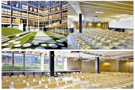 Sala Panoramica colegio de Arquitectos