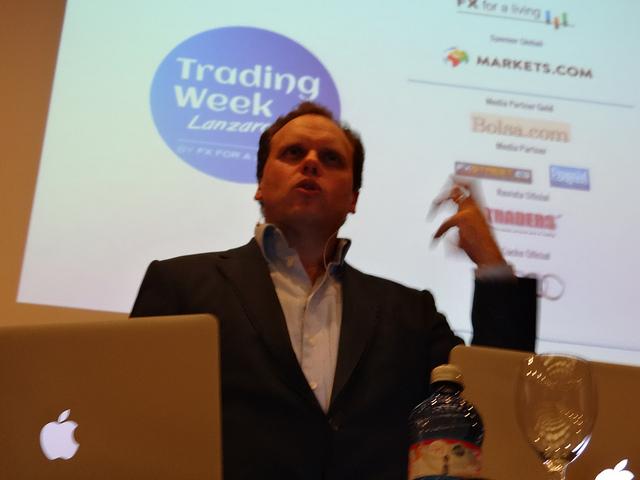 Daniel Lacalle en la Trading Week
