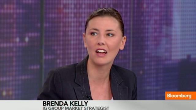 Brenda Kelly en Forex Day