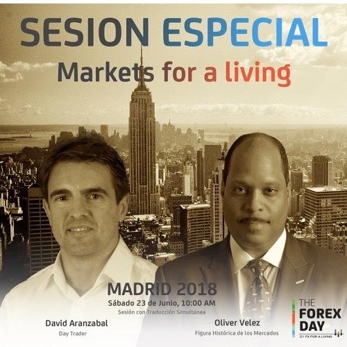"""Sesión Especial """"Markets for a Living"""""""