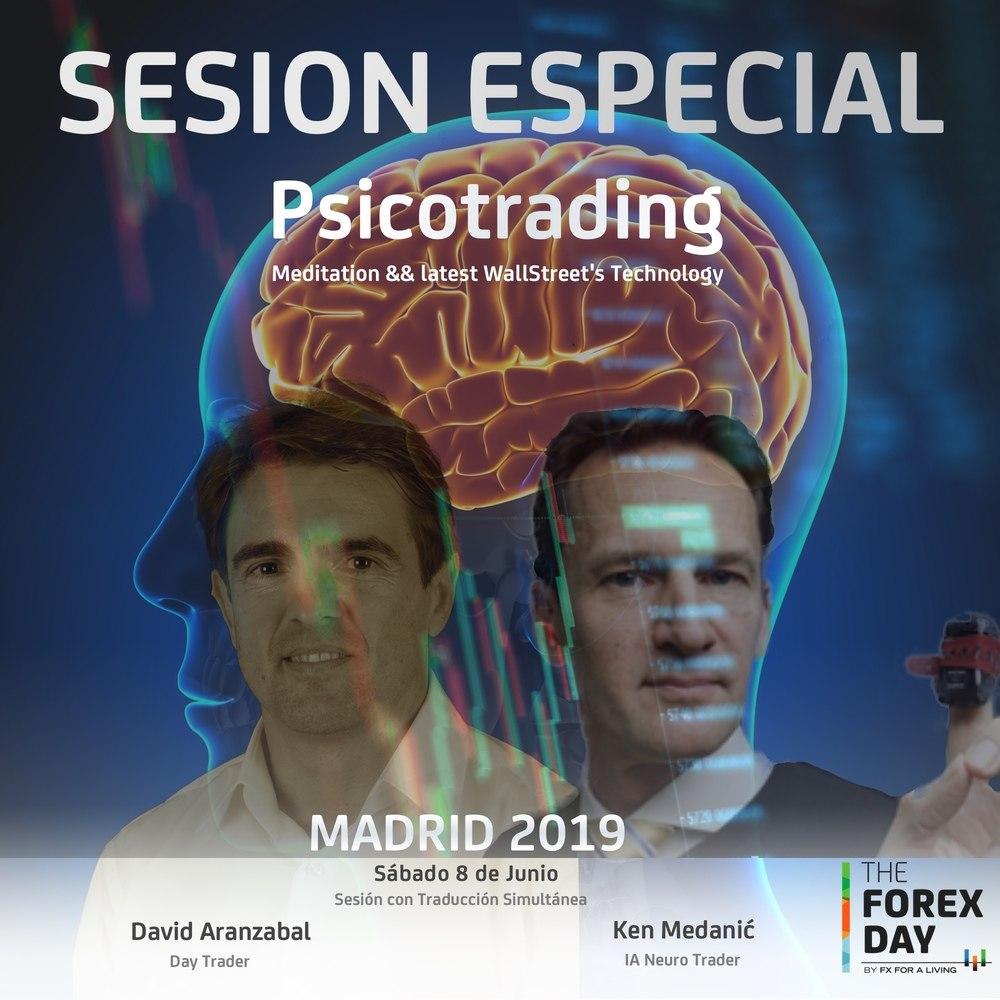 Cartel Sesión Especial Forexday 2019