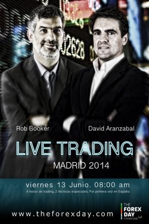 ¡Sesión Especial Live trading 2014!